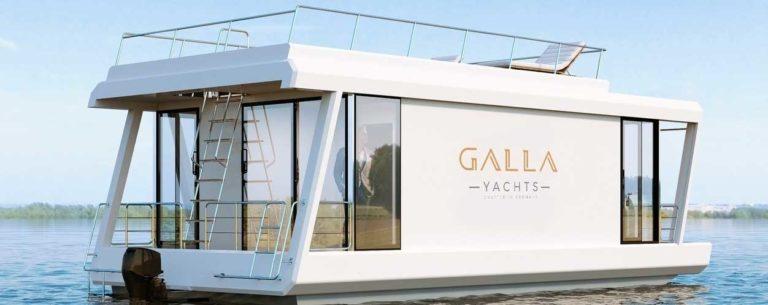 Berlin und Potsdam mieten oder kaufen ein Hausboot oder Riveryacht!