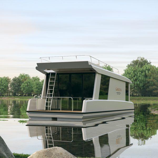 Hausboot und River Yachts Vermietung auf Spree in Berlin!