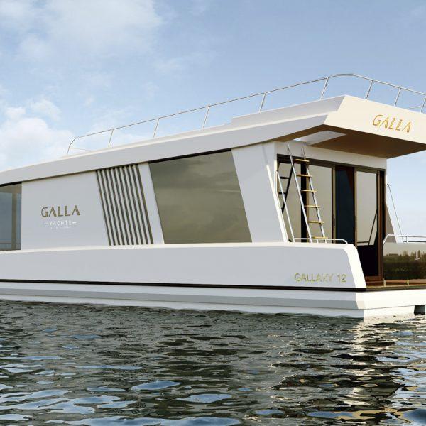 Übernachten Sie auf einem BerlinerHausboot oder River Yachtsund genießen Sie die Zeit!
