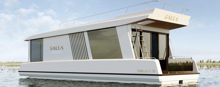 Ein Hausboot, riveryacht in Berlin mieten oder kaufen und die Zeit genießen!