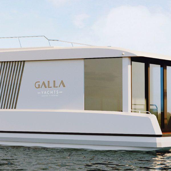Hausboot Gallaxy mieten oder kaufen in Berlin, Potsdam und Brandenburg!